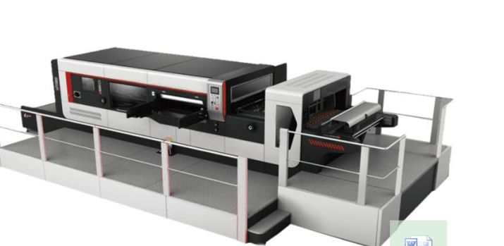 Máy cắt khuôn cho Tấm nhựa PP Danpla