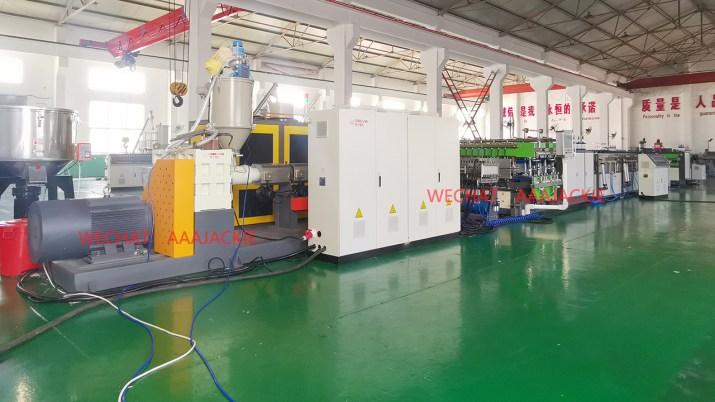 Dây chuyền sản xuất Tấm nhựa PP Danpla