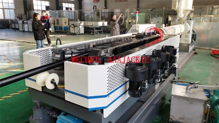 Máy sản xuất Ống ruột gà PA