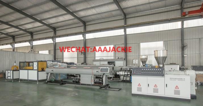Plastik PVC Boru Ekstrüzyon Makinesı