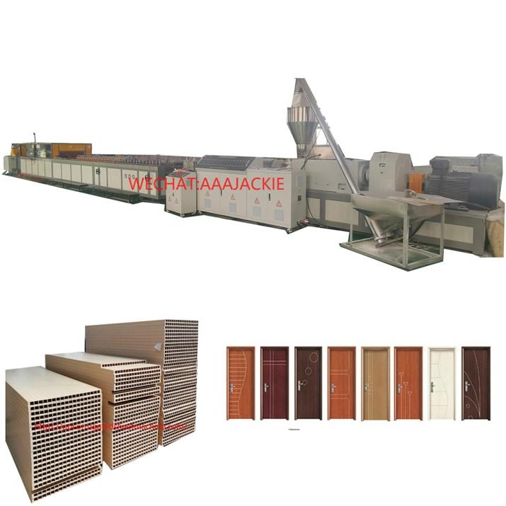 PVC WPC Kapı Paneli Ekstrüzyon Makinesi
