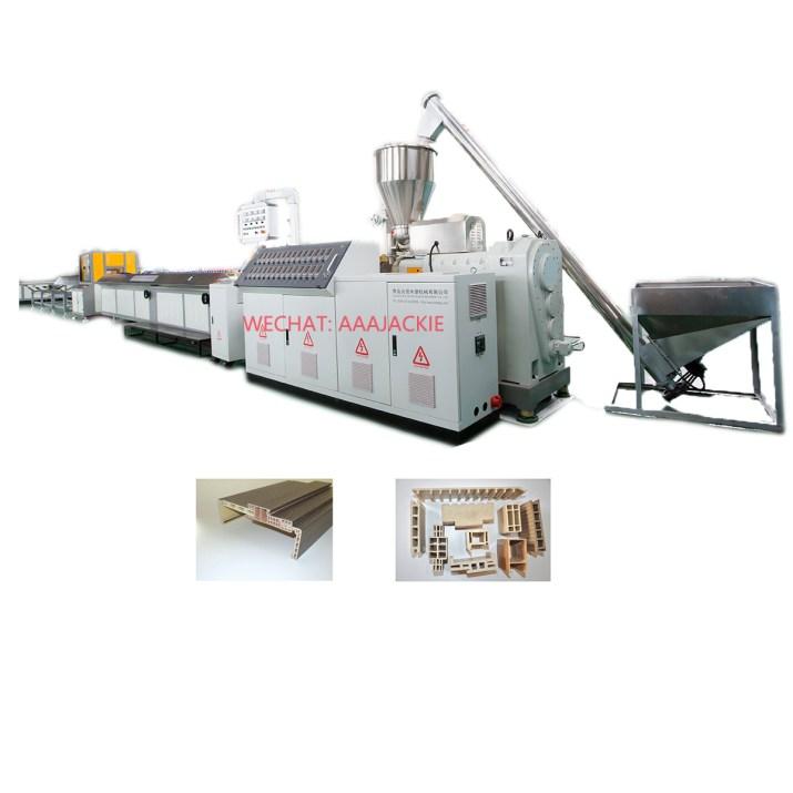 WPC PVC Kapı Çerçevesi Ekstrüzyon Makinesi