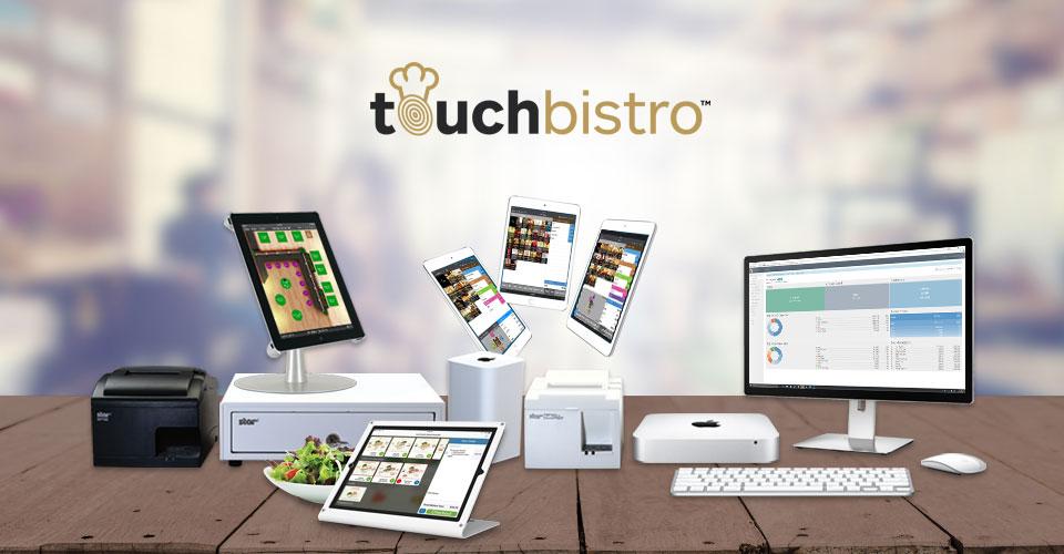 TouchBistro Hardware Setup