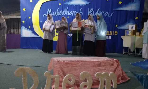 Pagelaran Akhir Muhadharah Tahun Ajaran 2018-2019
