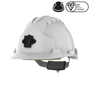 Railway Safety Helmet EVO8 White