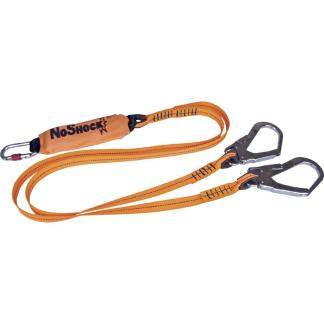 AN213200CDD Energy Absorbing Fall Arrester double Lanyard