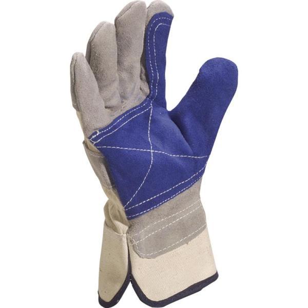 Delta Plus DS202RP cowhide Split Leather glove