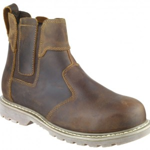 Amblers FS165 pull-on safety boots