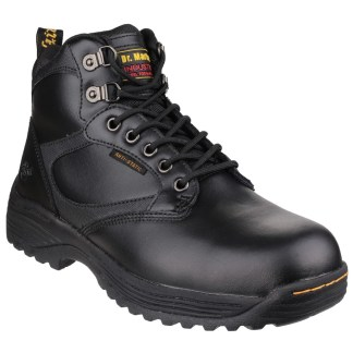 Dr martens safety boot with padded top