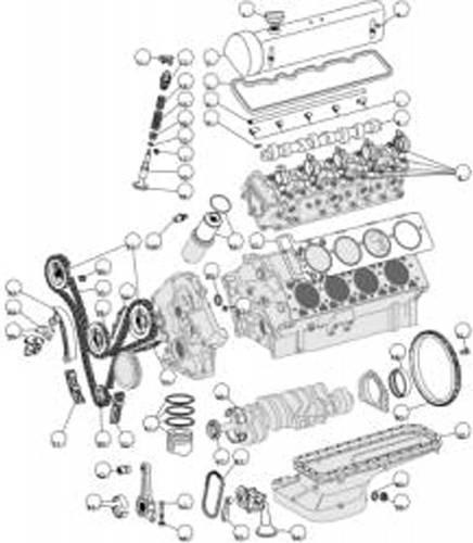 GENUINE MERCEDES 234287 Mercedes® Air Conditioning Idler