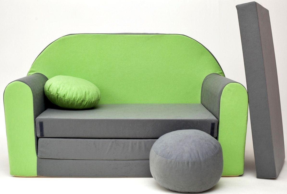 sofa bed for child l shaped leather set childrens type w fold out foam
