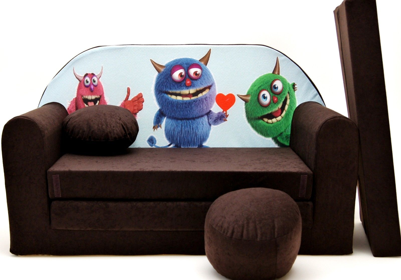 fold out chair bed kids cover hire sydney cheap childrens sofa type w foam for
