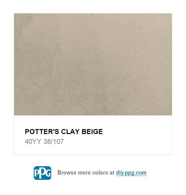 Potters Clay Beige