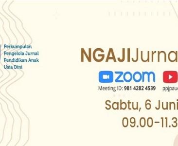 Ngaji Jurnal 2 PPJ PAUD Indonesia