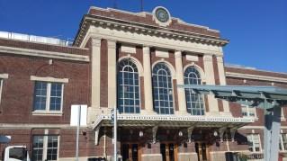 Lancaster Amtrak Railway Station