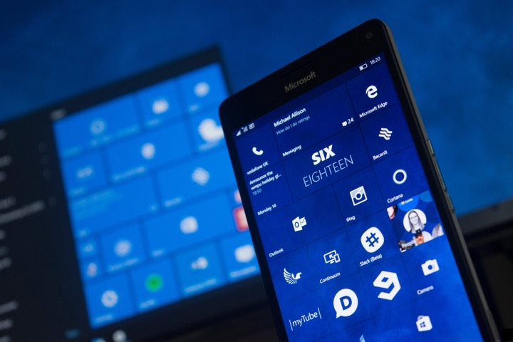 Snapdragon 830 Windows 10 Mobile