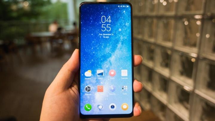 Xiaomi, telemóvel, Xiaomi Mi Mix 3, Mi Mix 3, Android