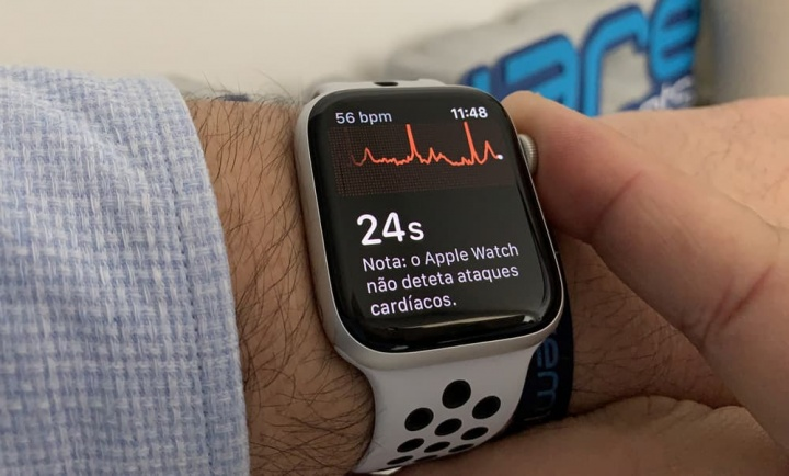 Apple Watch Pplware estudo Standford wearables