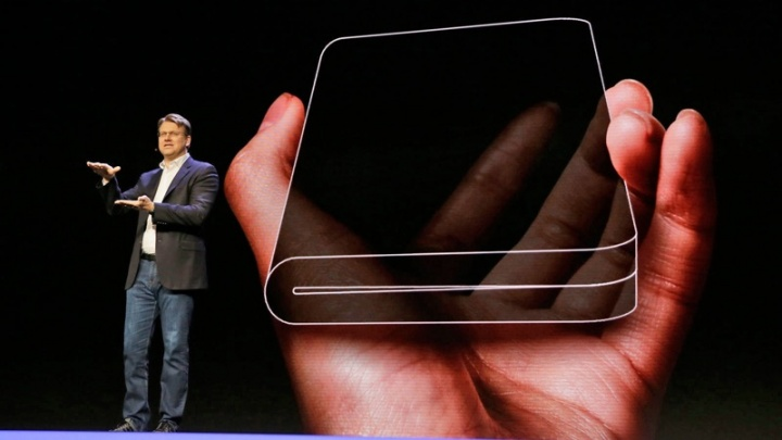 Xiaomi smartphone dobrável Samsung Huawei