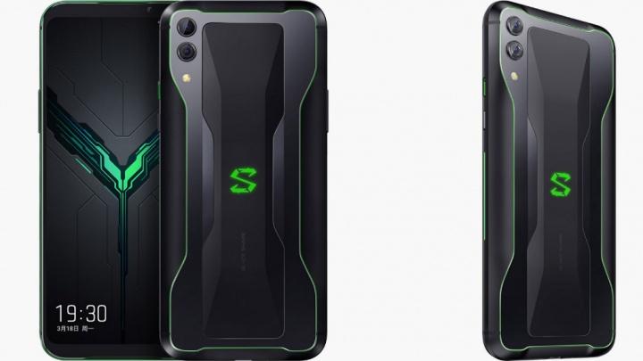 Xiaomi Black Shark 2 smartphone Android