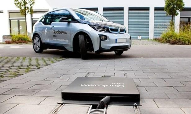 Carregar os veículos elétricos sem fios mudará para sempre