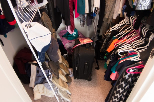 Chicago Apartments, Closet Organization Tips