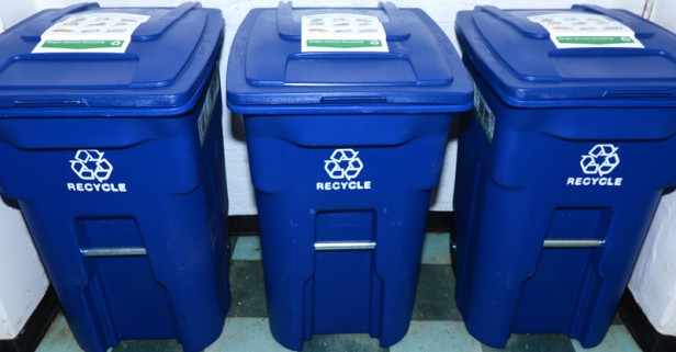 Chicago Apartments, Going Green, Recycling Tips