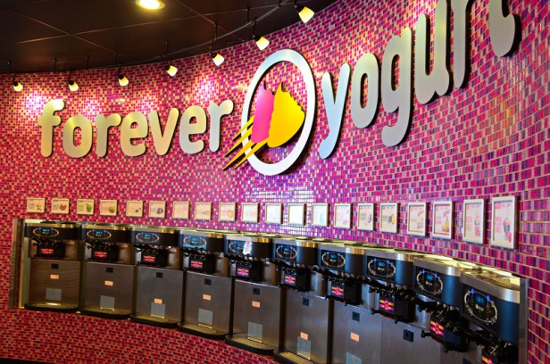 Chicago Apartments, Lincoln Park Food, Forever Yogurt