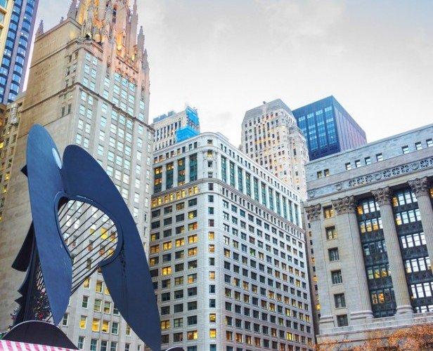 Chicago Apartments, December Events, Christkindlmarket