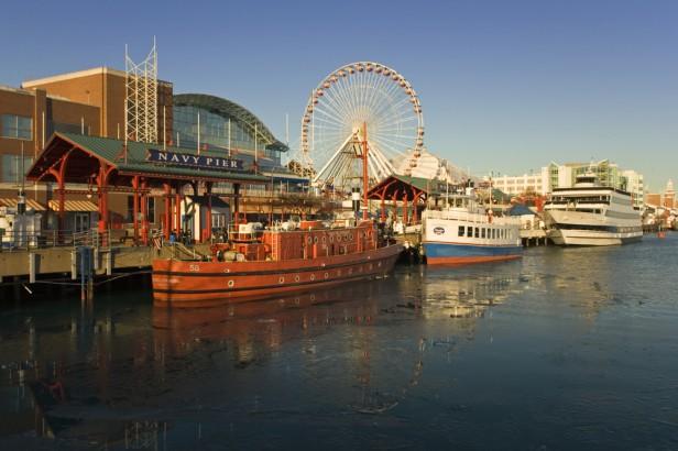 Chicago Apartments, December Events, Winter Wonderfest, Navy Pier