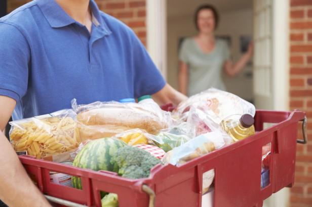 Chicago Apartments, Grocery Delivery Services, Door to Door Organics