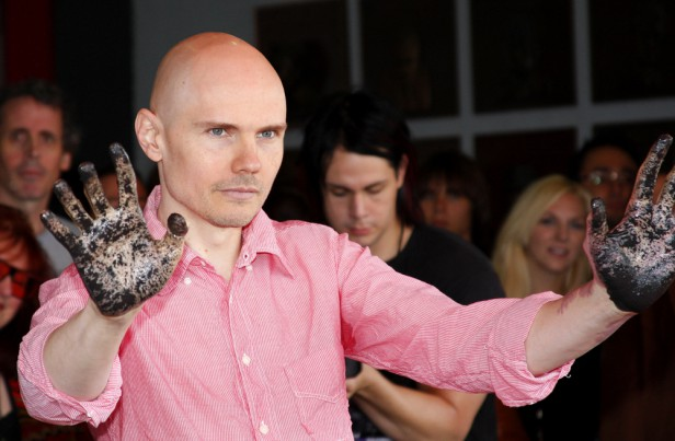 Chicago Apartments, Celebrities, Billy Corgan