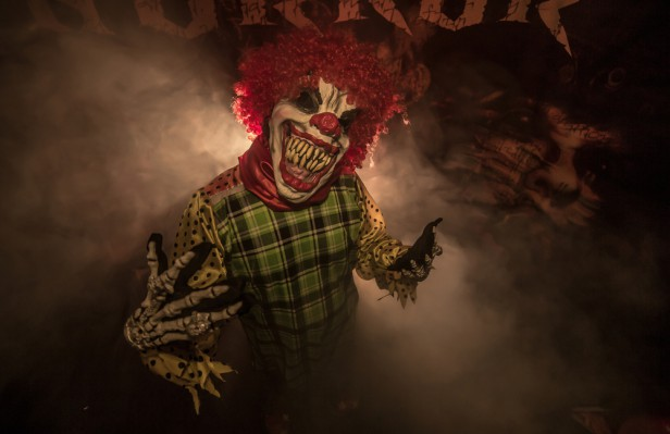 Chicago Apartments, Haunted Houses, Fear City