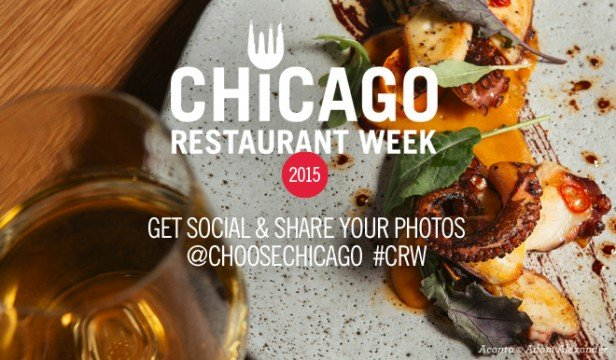 Chicago Apartments, Restaurant Week