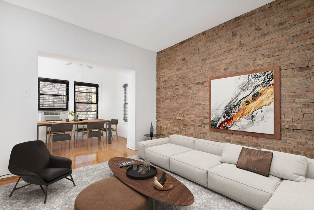 Chicago Apartments, Lincoln Park, 434 W Diversey One Bedroom