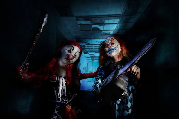 Chicago Apartments, Haunted Houses, Statesville Haunted Prison