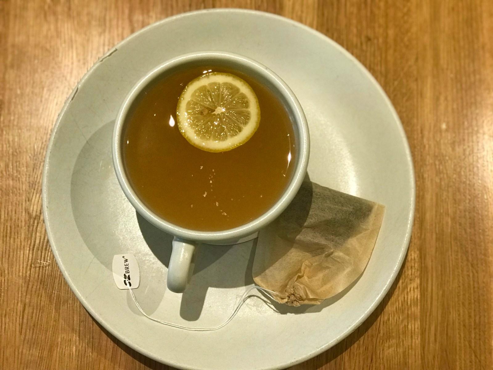 Chicago Apartments, True Food Kitchen, Ginger Tulsi Tea