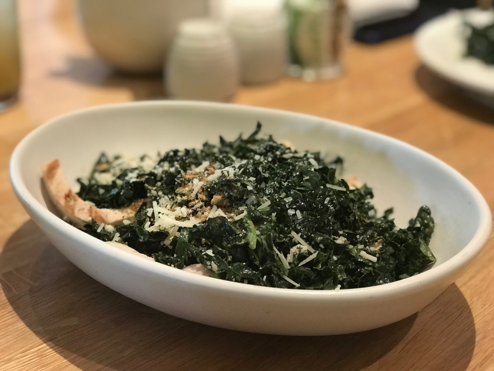Chicago Apartments, True Food Kitchen, Kale Salad