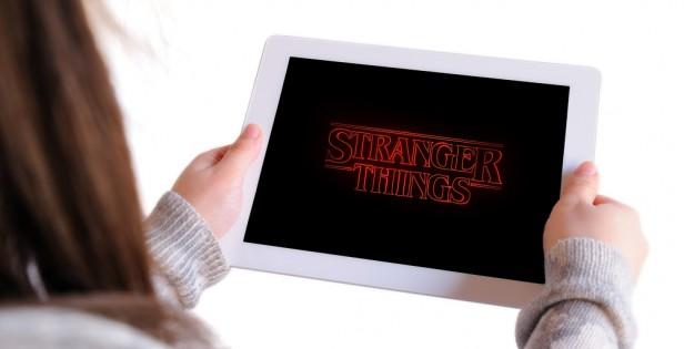 Chicago Apartments, Netflix, Stranger Things