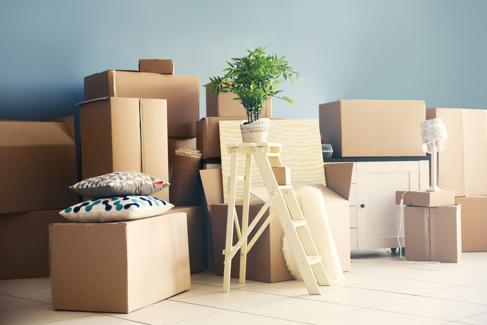 Chicago Apartments, Moving Apps, UnPakt