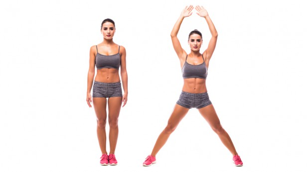 Chicago Apartments, At-Home Cardio Workouts, Jumping Jacks