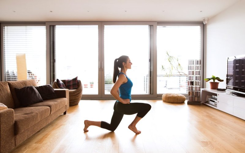 Chicago Apartments, At-Home Cardio Workouts