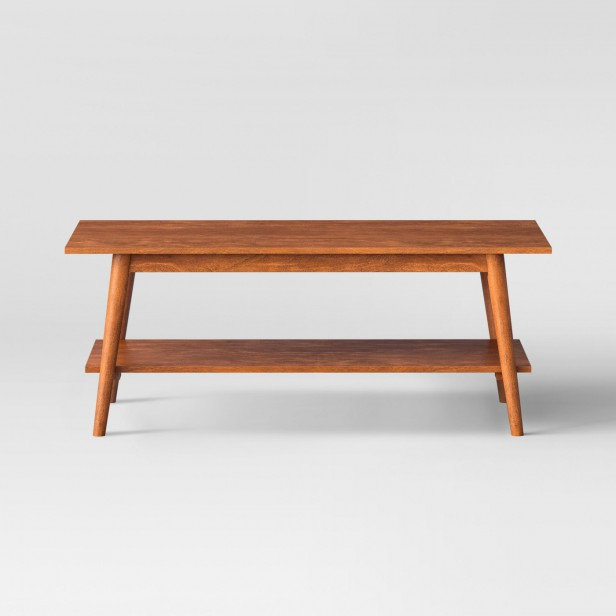Chicago Apartments, Target Home Decor, Amherst Mid Century Modern Coffee Table