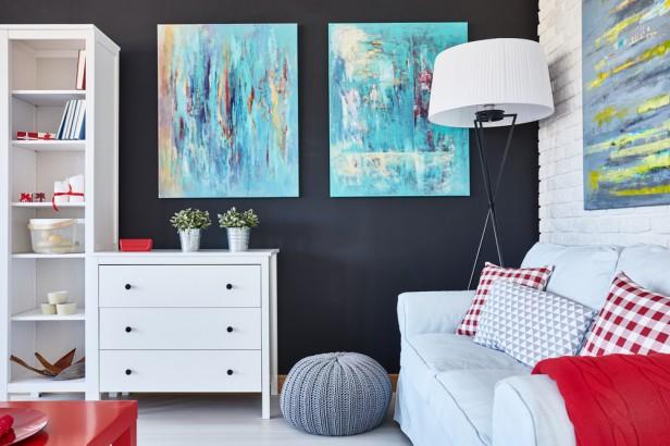 Chicago Apartments, Apartment Art