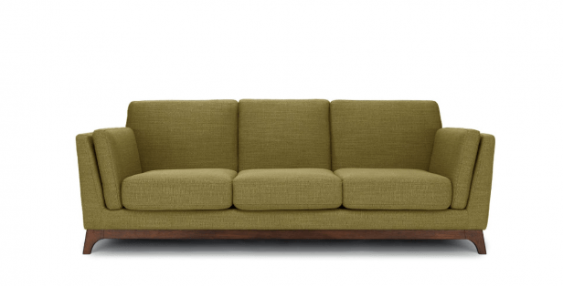 Chicago Apartments, Inexpensive Sofas, Article Ceni Sofa