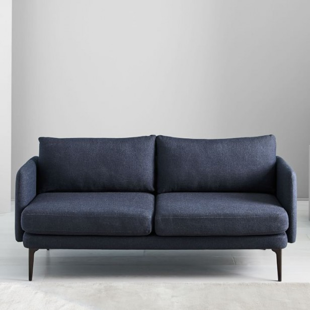 Chicago Apartments, Inexpensive Sofas, West Elm Auburn Sofa