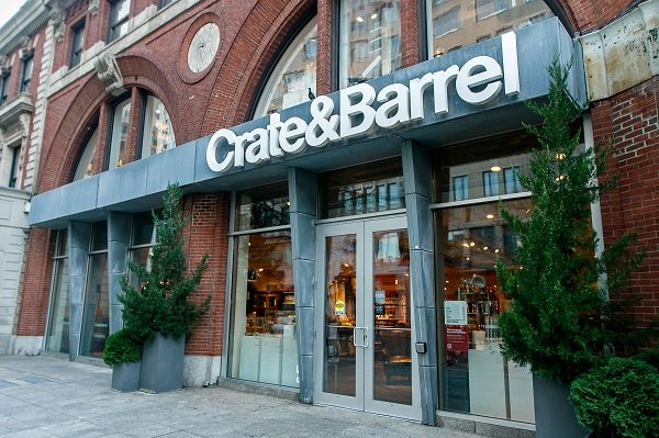 Chicago Apartments, Crate & Barrel