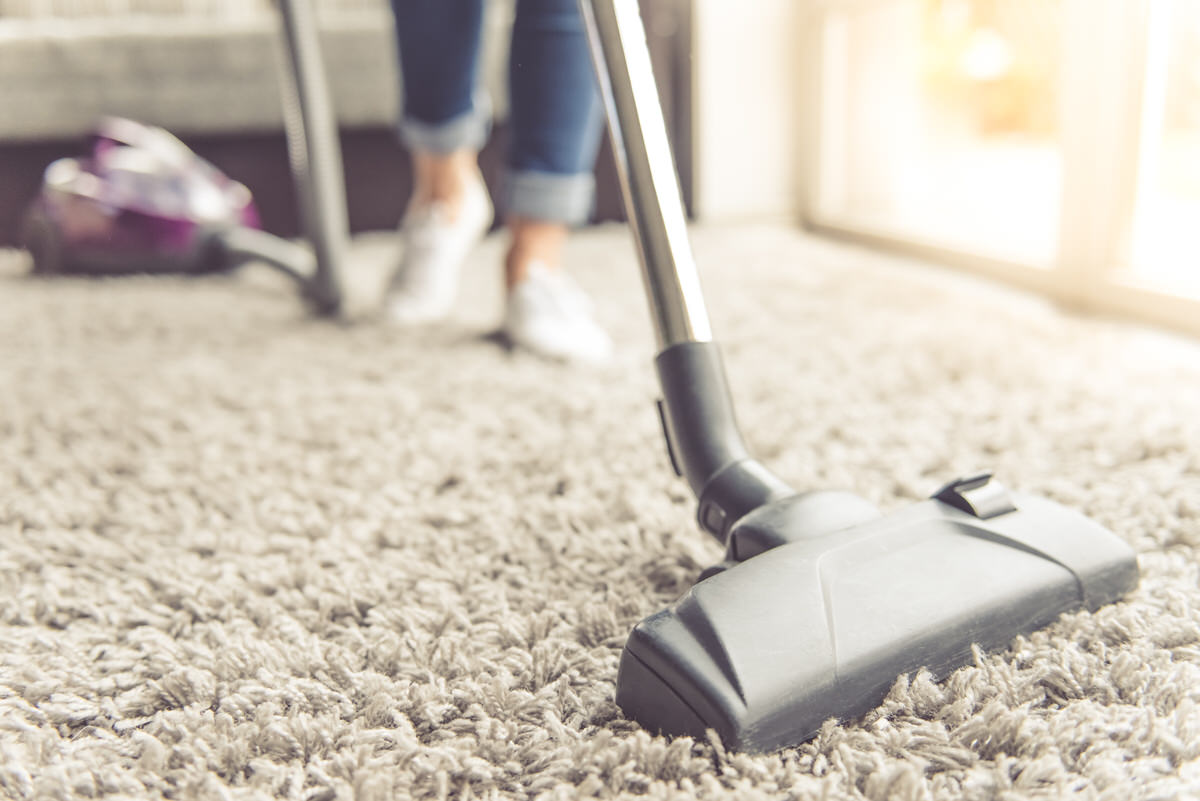 Chicago Apartments, Carpet Cleaning Tips