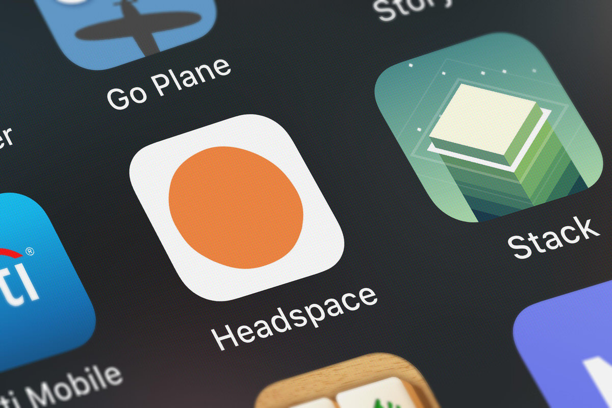 Chicago Apartments, Calming Apps, Headspace