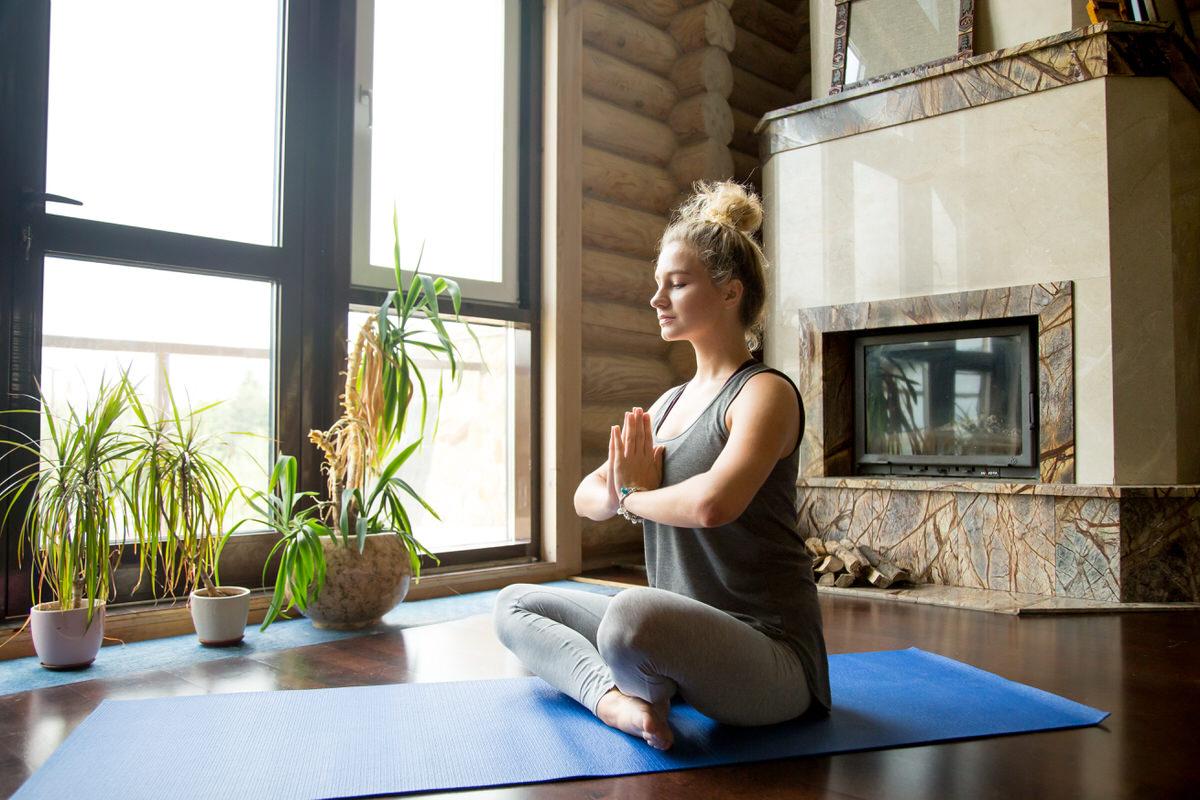 Chicago Apartments, Easy Yoga Pose